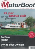 Motorboot Augustus 2013 cover 143 x 200