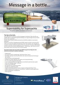 DMS Holland met AntiRoll en RotorSwing op de METS