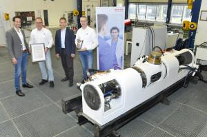 AntiRoll en Bosch Rexroth II