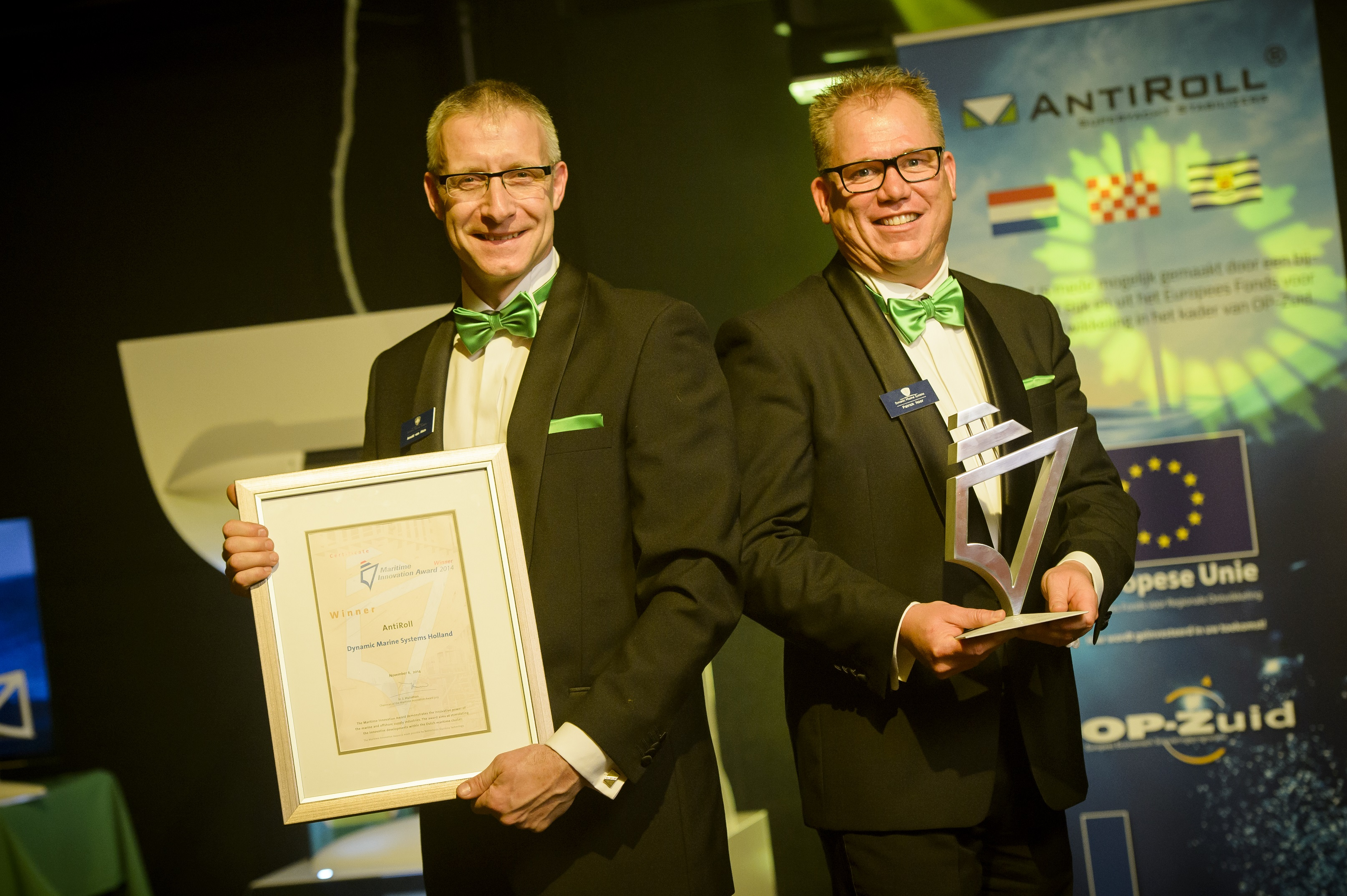 Maritiem Innovation Award AntiRoll