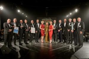 Prijswinnaars maritieme Awards