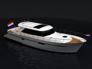 Super Lauwersmeer Evolve 46 OC 1