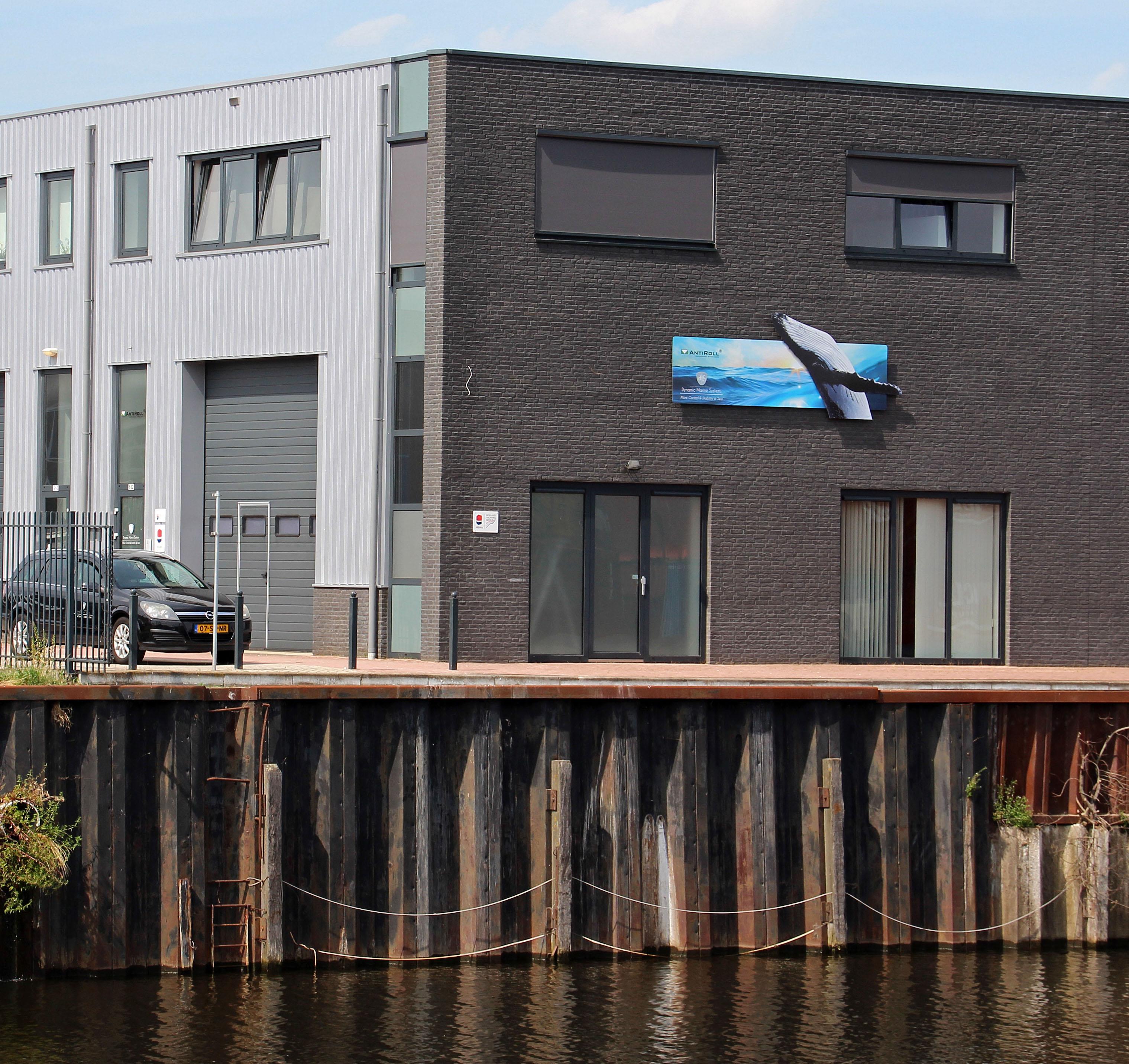 DMS Holland kantoor Den Bosch