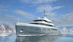 Virgin Yacht Concept