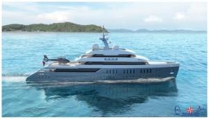 Virgin Yacht Concept Explorer