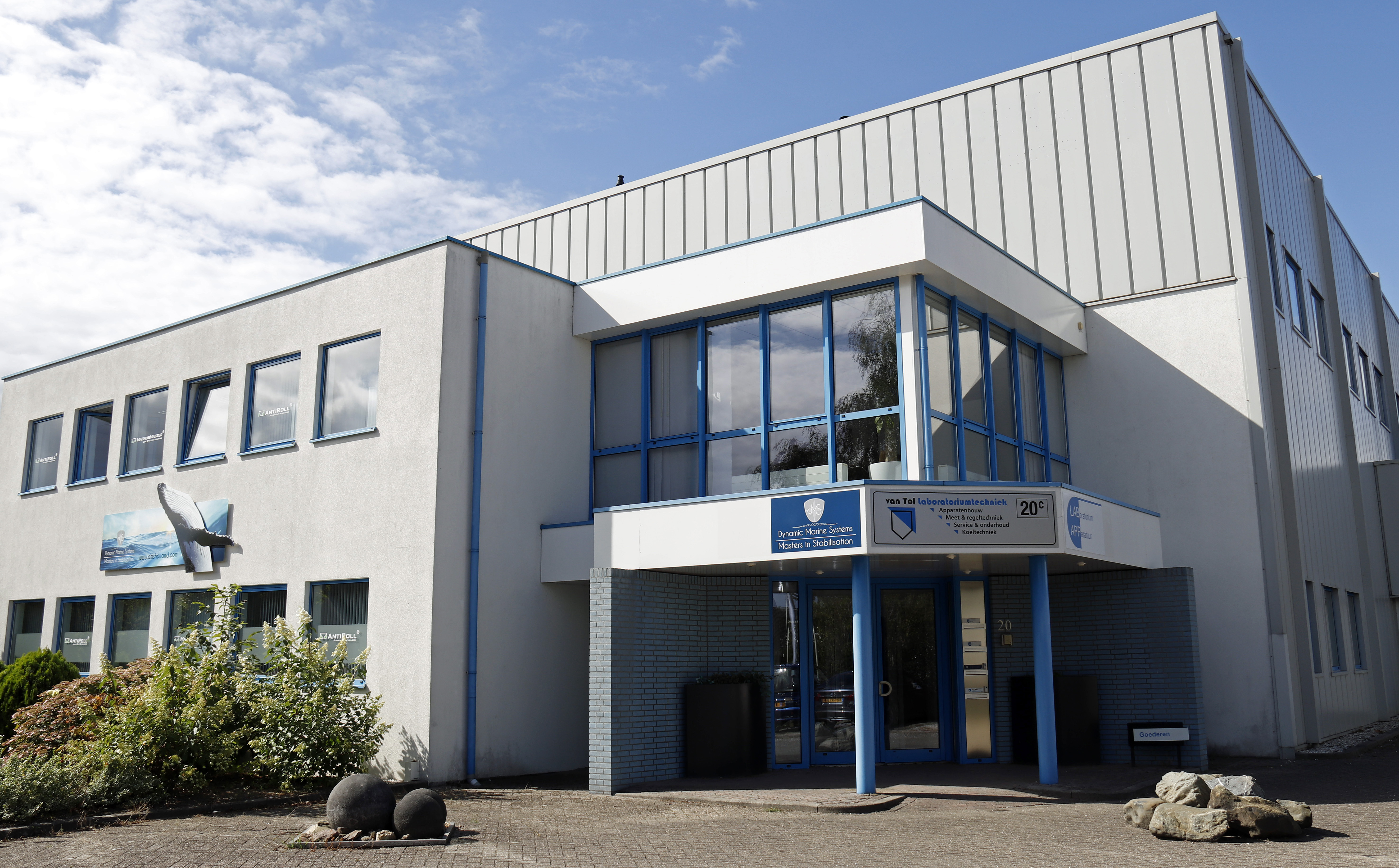 DMS Holland kantoor Kerkdriel