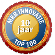 """DMS Holland listed in the """"MKB Innovatie Top 100"""" (SME Innovation Top 100)"""