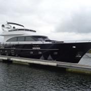 First MagnusMaster on a Van de Heijden Yacht