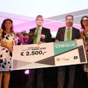 DMS Holland wins Shell LiveWIRE Rising Star Award