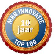 """DMS Holland in der Liste der """"MKB Innovatie Top 100"""" (Top 100 der innovativsten Unternehmen im Mittelstand)"""