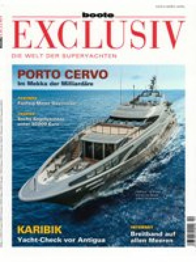 Boote Exclusiv