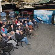 Großes Interesse für das Rotorsystem unter den KNMC-Mitgliedern