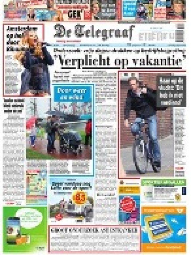 De Vaarkrant – De Telegraaf