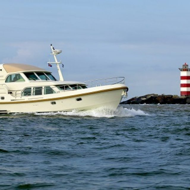 "DMS Holland ""preferred supplier"" van Linssen Yachts"