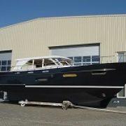 Super Lauwersmeer feierte mit RotorSwing-System auf der Motorboat Sneek Premiere
