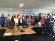 DMS Holland treats KNMC members to a Whitsun breakfast