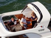 Stability forecast with MagnusMaster aboard the Linssen Range Cruiser 450