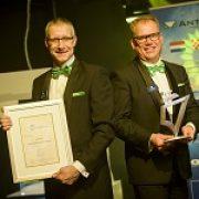 AntiRoll ist stolzer Gewinner des Maritime Innovation Award