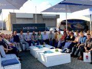 International maritime journalists visit Den Bosch