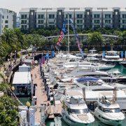 DMS Holland besucht die Singapore Boatshow 2017