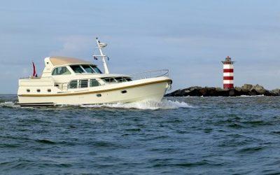 "DMS Holland ""preferred supplier"" van Linssen Yachts"