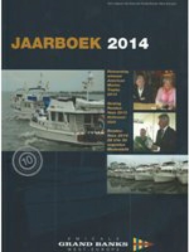Jaarboek Grand Banks