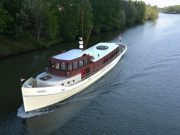 Holterman to build Hybrid Luxury Motor Boat equipped with MagnusMaster