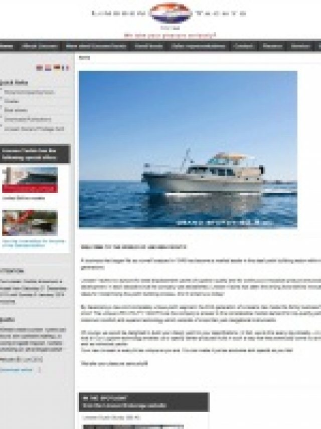 Linssen email Newsletter