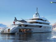 AntiRoll in standaard specificaties expeditie jacht
