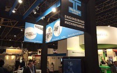 Brabant Engineering exposeert de door DMS Holding gepatenteerde klemnaaf