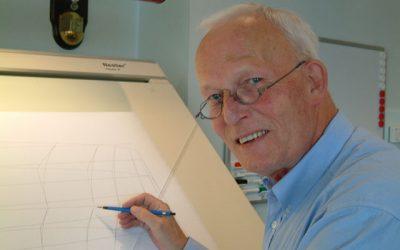 Dick Boon, eigenaar van MY Mare-n & oprichter Vripack