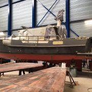 SRF renoviert und optimiert eine REGO 12m von deutschem Eigner