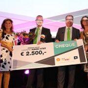 DMS Holland gewinnt den Shell LiveWIRE Rising Star Award