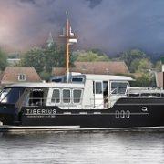 MagnusMaster auf einem von Pollard Jachtbouw gebauten Trawler