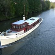 Holterman wird ein mit MagnusMaster ausgestattetes Luxus-Hybrid-Motorboot bauen