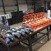 Die MagnusMaster-Produktion läuft auf Hochtouren