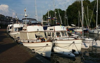 Rendezvous von Grand Banks und DMS Holland