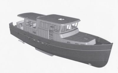 New order for a Zuiderzee River line 1500 for Swiss owner