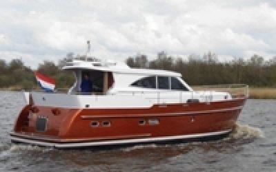 RotorSwing auf Flevo Cruiser