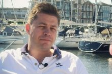 Niels Tuininga, General Manager Steeler Yachts