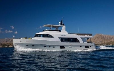 "DMS Holland now also a ""preferred supplier"" to Van Der Heijden Yachts"