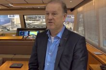 Auke van der Werff, owner Sturiër Yachts