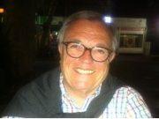Dhr. J. Roth, eigenaar MY Brandaris