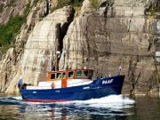MagnusMaster to be on converted fishing inspection vessel MY Raaf