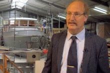 Mr Pieter Jansen, CEO Privateer-Silverline