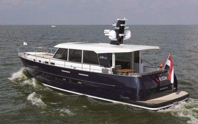 Dutchman 52 met MagnusMaster op Boot Düsseldorf