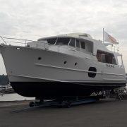Beneteau Swift Trawler 52 mit MagnusMaster ausgestattet