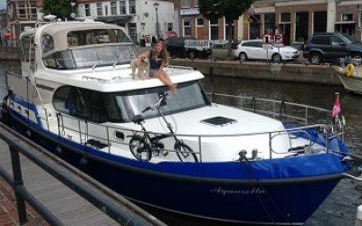 Wederom nieuwe order MagnusMaster door Jetten Yacht Support