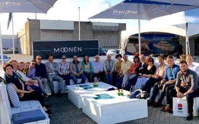 International maritime journalists visit Den Bosch
