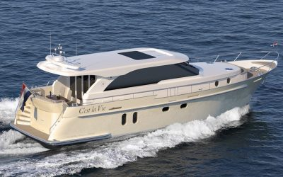 Van den Hoven Jachtbouw to deliver its latest Executive 1500 equipped with MagnusMaster